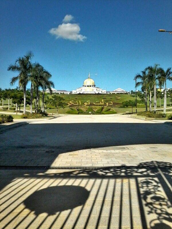 Inside -istana negara Malaysia