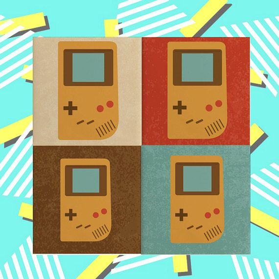 Awesome Game Boy Coasters! Resin Coasters, Gameboy, Retro Games, Game Coasters, Gameboy Coasters, Gameboy, Nintendo Coasters