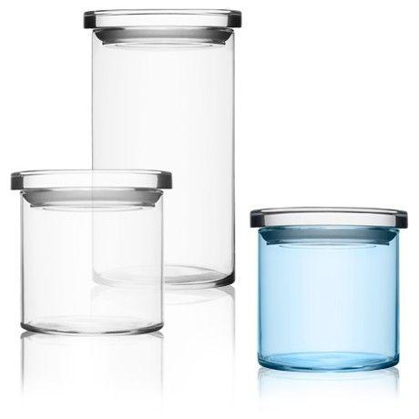 Iittala jars. http://buyapothecaryjars.com/iittala-jars/