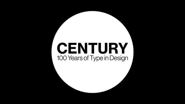Open until July 31 at the AIGA National Design Center in New York, the Century exhibition celebrates the last 100 years of type in design, featuring pieces from the archives of several design institutions, including the Condé Nast Archives, the Herb Lubalin Study Center and the Hamilton Wood Type Museum.   http://www.aiga.org/century-exhibition/