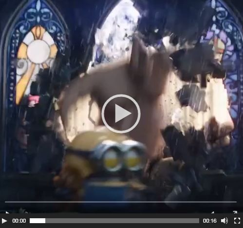 5 Best Friday Funny Minions Video http://ibeebz.com