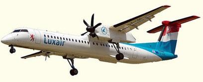 Les vols pas chers de Luxair à Londres