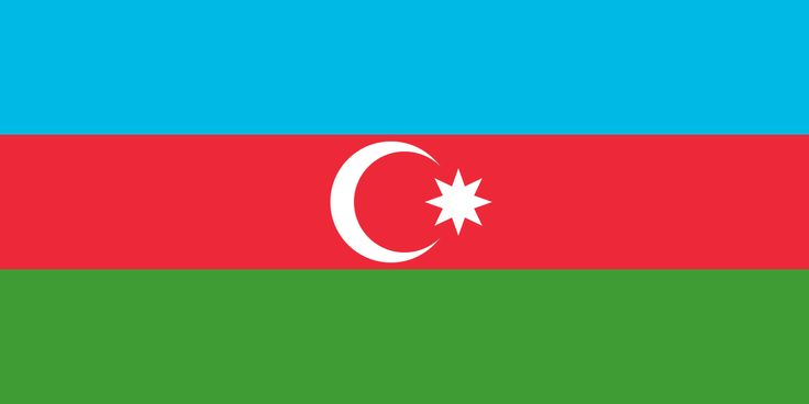 Flag of AzerbaijanFLAGS OF THE WORLD : More Pins Like This At FOSTERGINGER @ Pinterest
