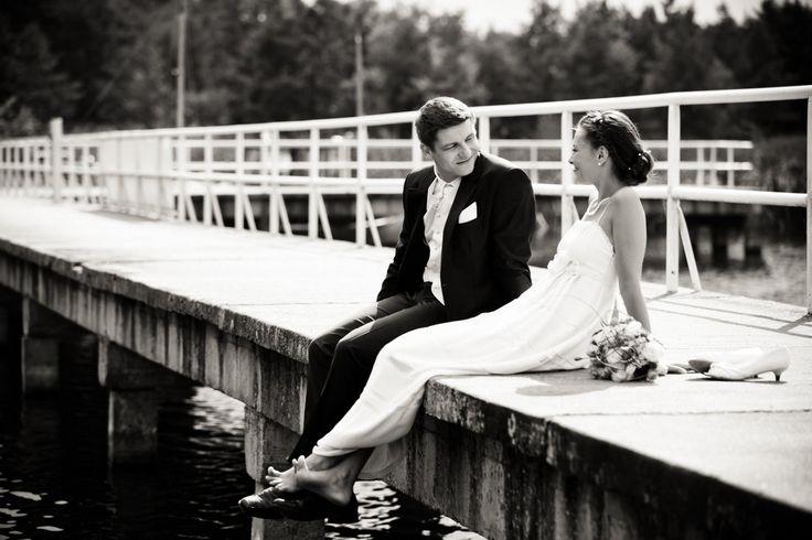 romantisches Shooting am Steg #brautpaar #hochzeit #braut #bräutigam #bride #groom #wedding