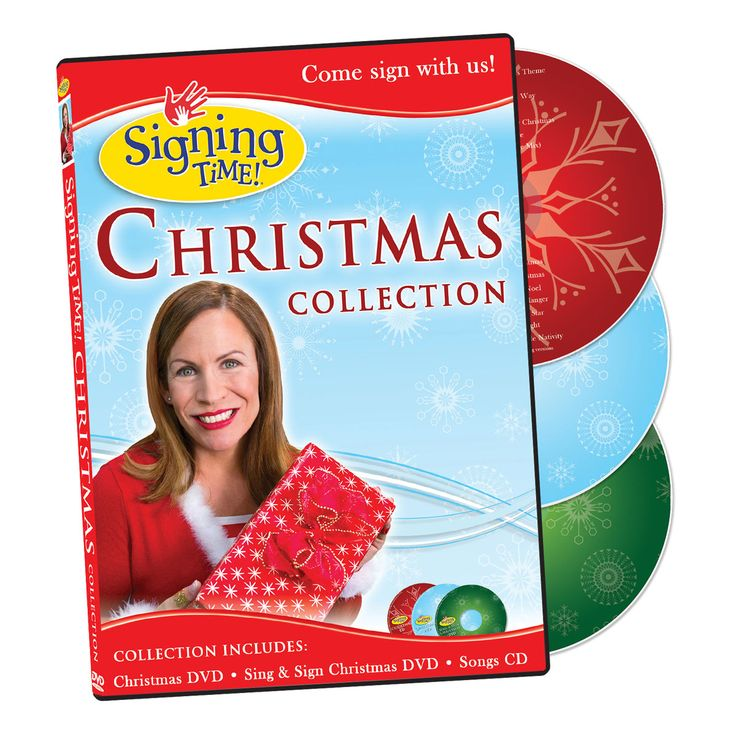 Signing Time Christmas Collection Review and Giveaway