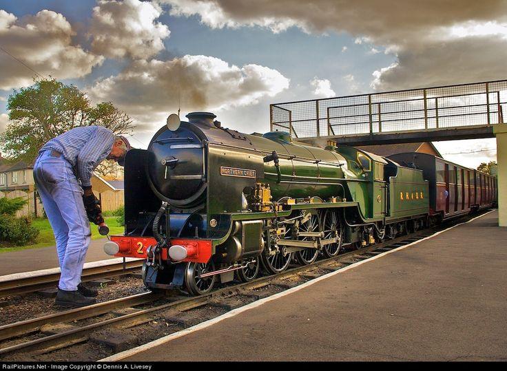 RailPictures.Net Photo: RHD 2 Romney Hythe & Dymchurch Railway Steam 4-6-2 at Dymchurch, United Kingdom by Dennis A. Livesey