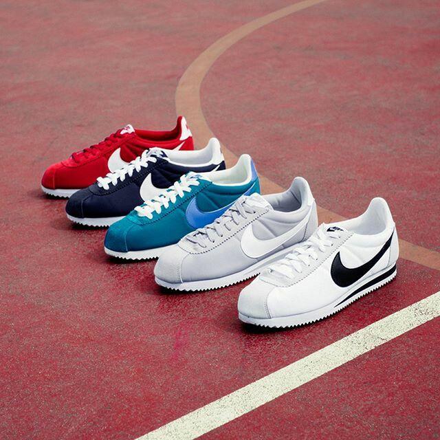 Usar um Nike Cortez pode te confundir com um membro de gangue – Esquema | |  s h o e s | | Pinterest | Nike shoe, Shoe game and Sneaker heads