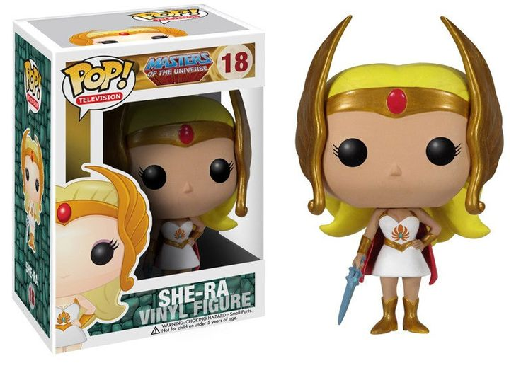 Masters of the Universe POP! Vinyl Figur She-Ra Masters of the Universe - Hadesflamme - Merchandise - Onlineshop für alles was das (Fan) Herz begehrt!