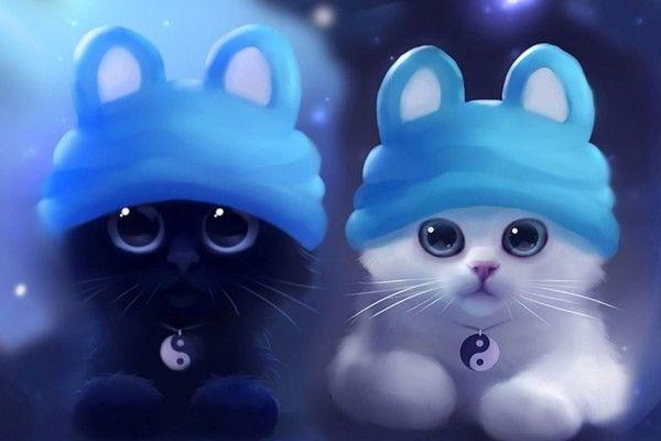 imagenes de gatos tiernos animados - Buscar con Google