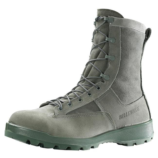 Belleville 675 ST - мужские армейские ботинки для холодной погоды водонепроницаемые (изоляция 600 гр.) со стальным носком ― USA.WARVAR.RU - армейские ботинки, военная одежда, военная обувь, экипировка, берцы