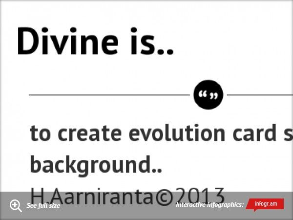Divine is.. cards by H.Aarniranta©2013