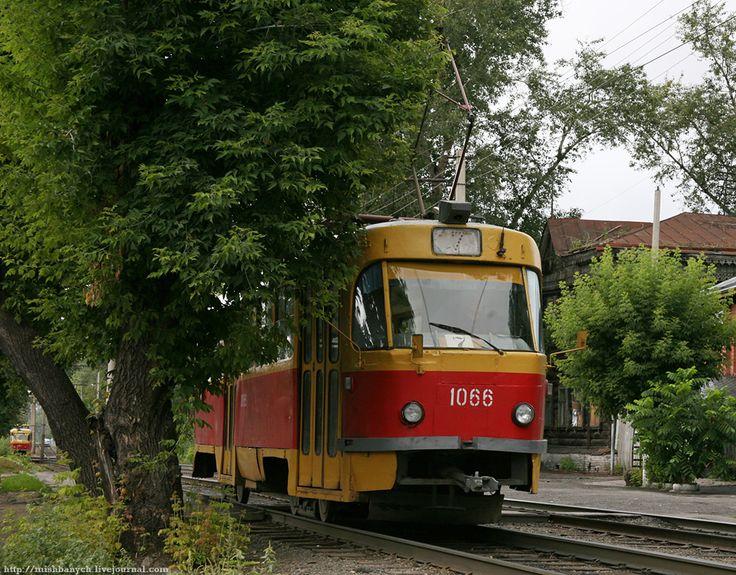 Метроблог — Трамваи Барнаула