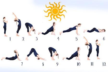 """Cominciate la vostra giornata con un """"Saluto al #Sole"""". Scoprite i nostri #consigli: http://www.dimmidisi.it/it/dimmicomefai/stare_in_forma/article/un_buongiorno_davvero_speciale.htm #dimmidisi #benessere #salute #fitness #natura #nature #outdoor #yoga #sun"""