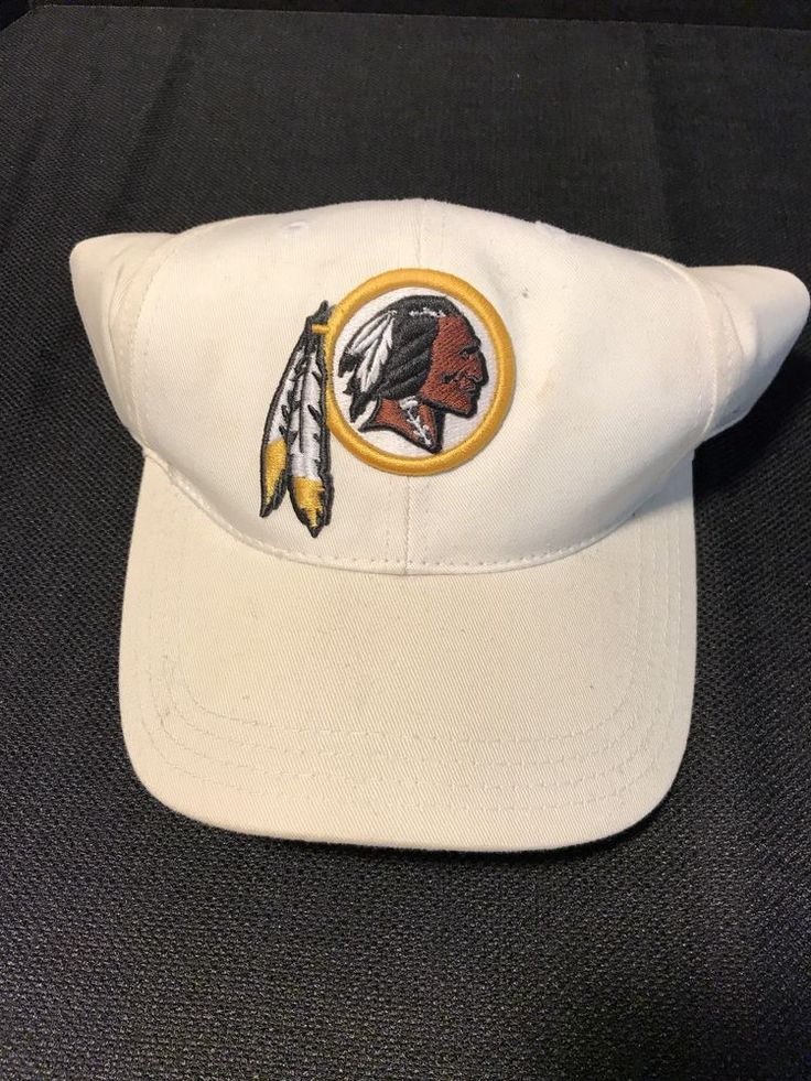 Washington Redskins hat NFL Team Apparel on Field Reebok one size