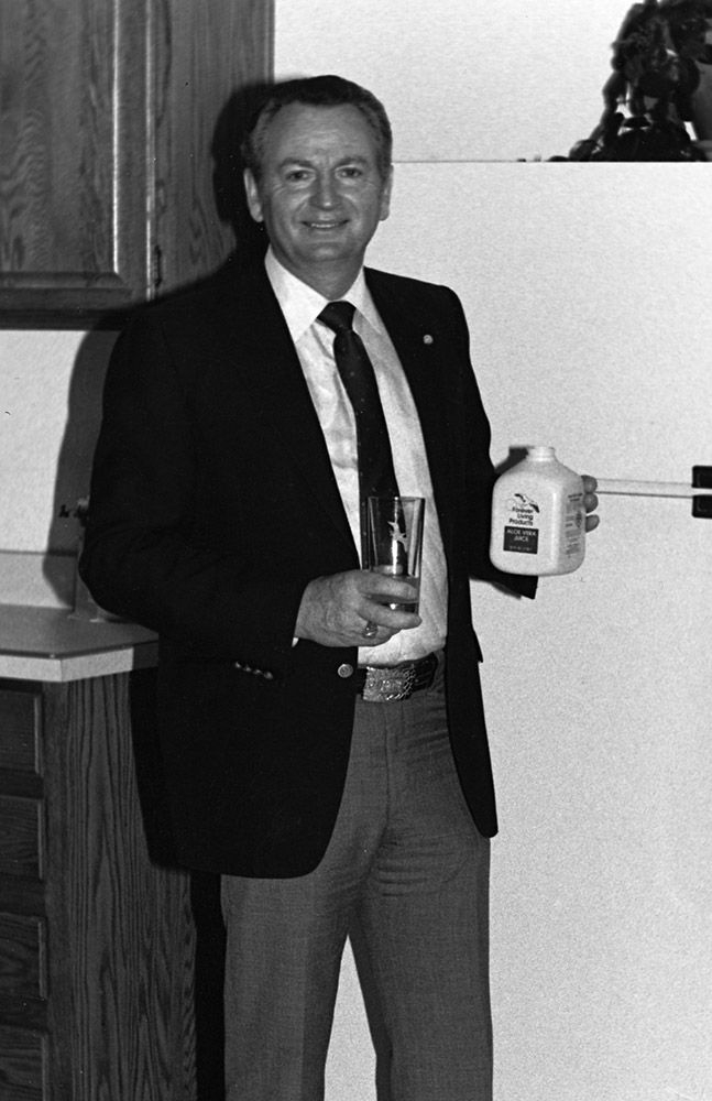 ALL DREAMS BEGIN SOMEWHERE    In 1978, Rex Maughan invited close family and friends to the first Forever Living Products meeting in Tempe, Arizona, where he unveiled a customized plan - offer the best consumable products to the public, products that are proven to promote lasting wellness and health, and let the products and the people who try them speak for themselves.
