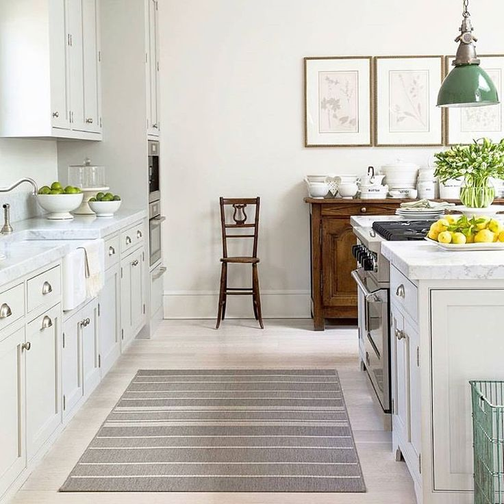 17 Best images about Home on Pinterest | Stove, Open shelving and ... | {Moderne landhausküche ikea 89}