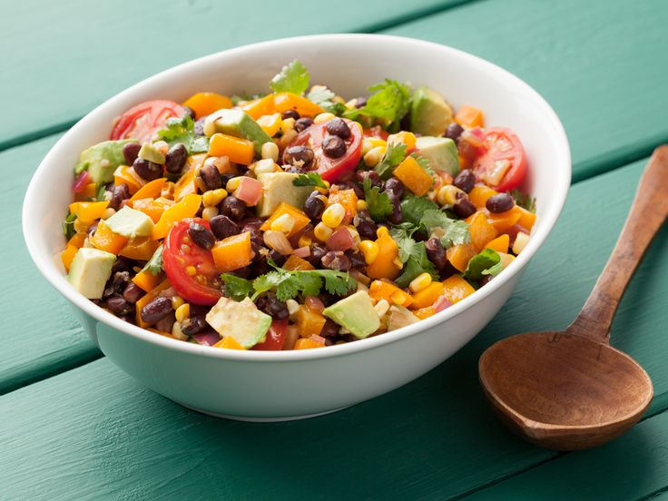 Black Bean Salad Recipe : Food Network Kitchen : Food Network - FoodNetwork.com
