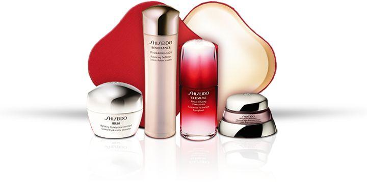 Διαγωνισμός Shiseido Greece με δώρα προϊόντα Shiseido