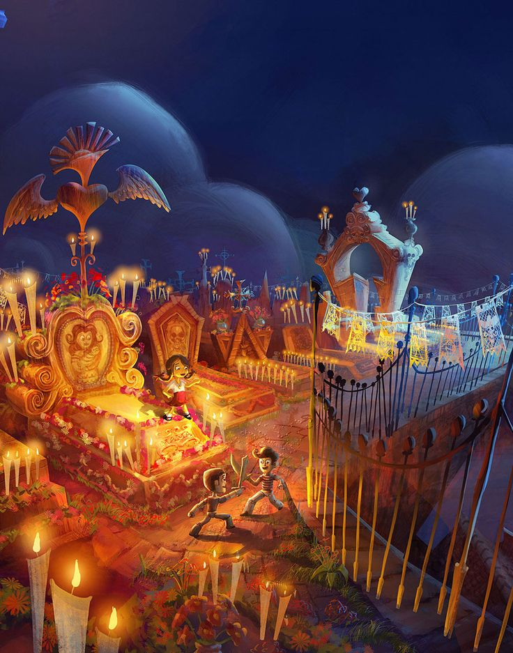 The Book of Life   Official Movie Site   In Theaters this Halloween 2014
