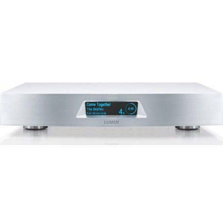 Lumin A1 - Servidor Musical LUMIN A1,Computer Audiophile describe LUMIN como #streaming #audioenred