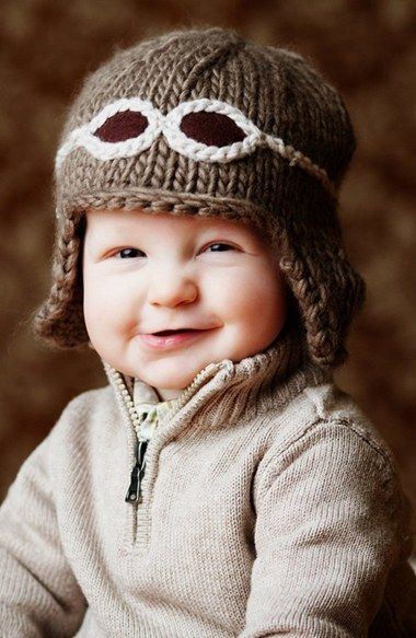 'Wilber Aviator' Knit Hat