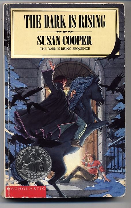 The Dark is Rising (The Dark Is Rising Book 2) by Susan Cooper (1989, Paperback)