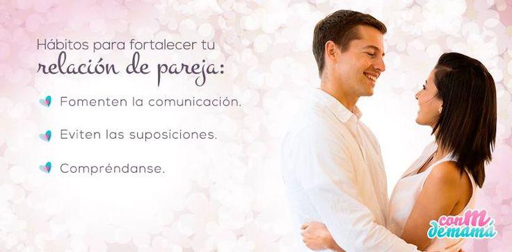 #SerMujer Lleva tu relación de pareja a otro nivel con estos hábitos que caractirizan a las parejas felices.