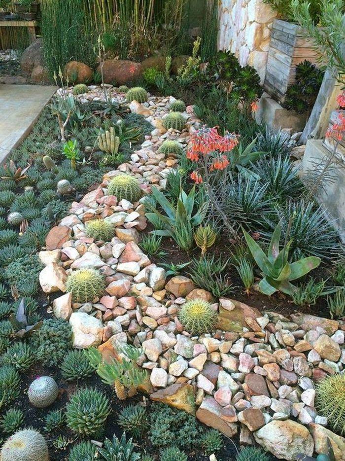 1001 Idees Deco Fantastiques Avec Bordure De Jardin Jardins Deco Jardin Parterre De Fleurs