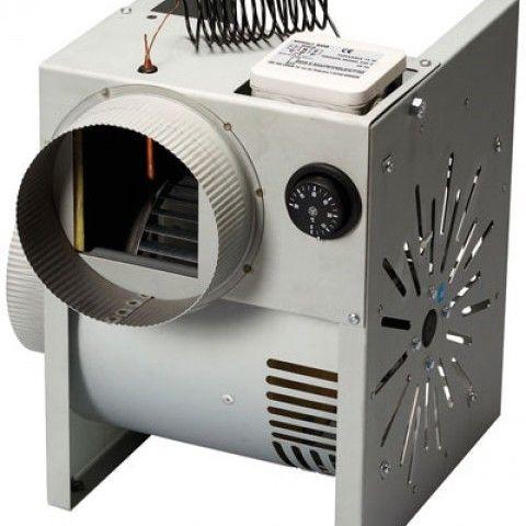 Récupérateur de chaleur sur conduit pour poêle à bois : Même si les poêles à bois sont aujourd'hui de plus en plus performants, avec des rendements généralem...