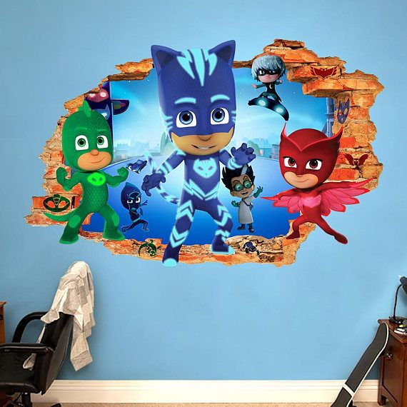 3d Wall Stickers Awesome