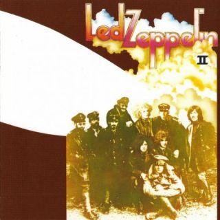 CultureWok - Led Zeppelin II, Led Zeppelin