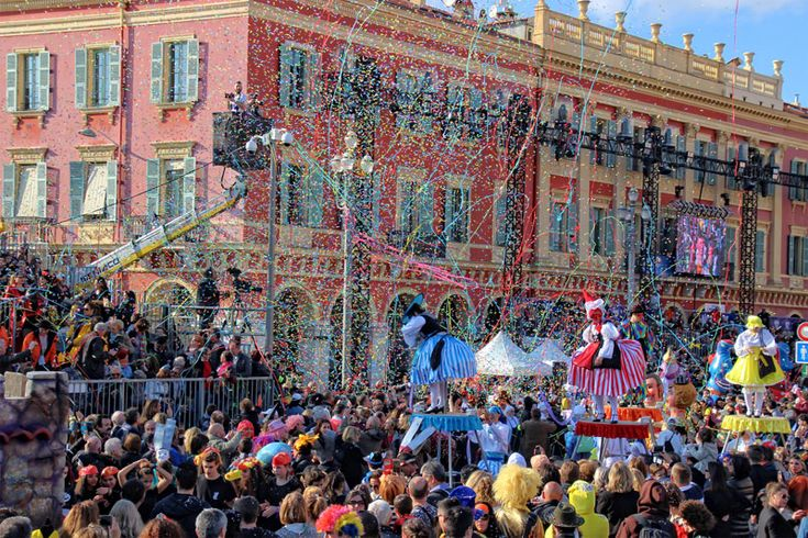 Nice Carnival; 3 Festivals to enjoy in the winter sunshine on the French Riviera