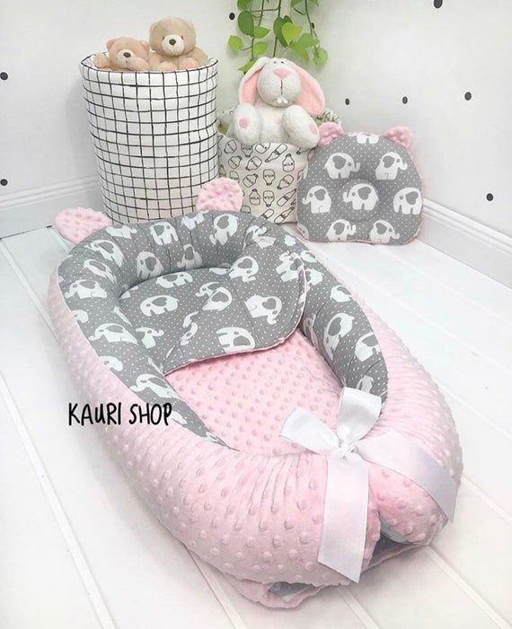 co sleeper pillow sleep bed baby nest dockatot pod Minky double-sided baby nest for newborn babynest cot snuggle nest sleep nest