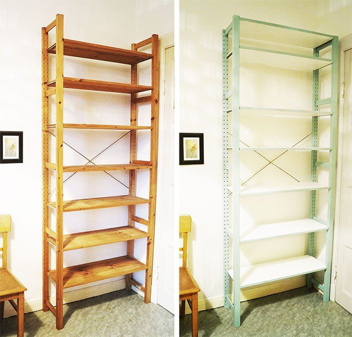 17 meilleures id es propos de ivar regal sur pinterest. Black Bedroom Furniture Sets. Home Design Ideas