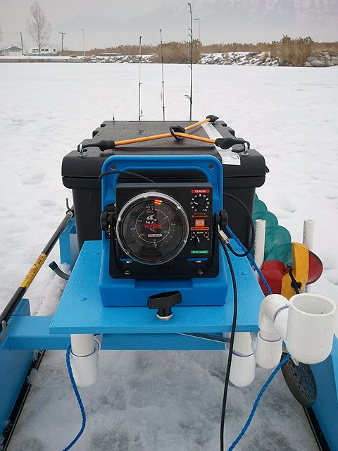 17 best ideas about ice fishing sled on pinterest ice for Ice fishing snowmobile