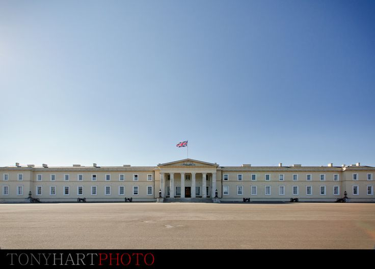 Old College, Royal Military Academy, Sandhurst - Wedding Photography by Tony Hart