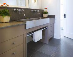trough sinks for bathrooms trough sink in bathroom