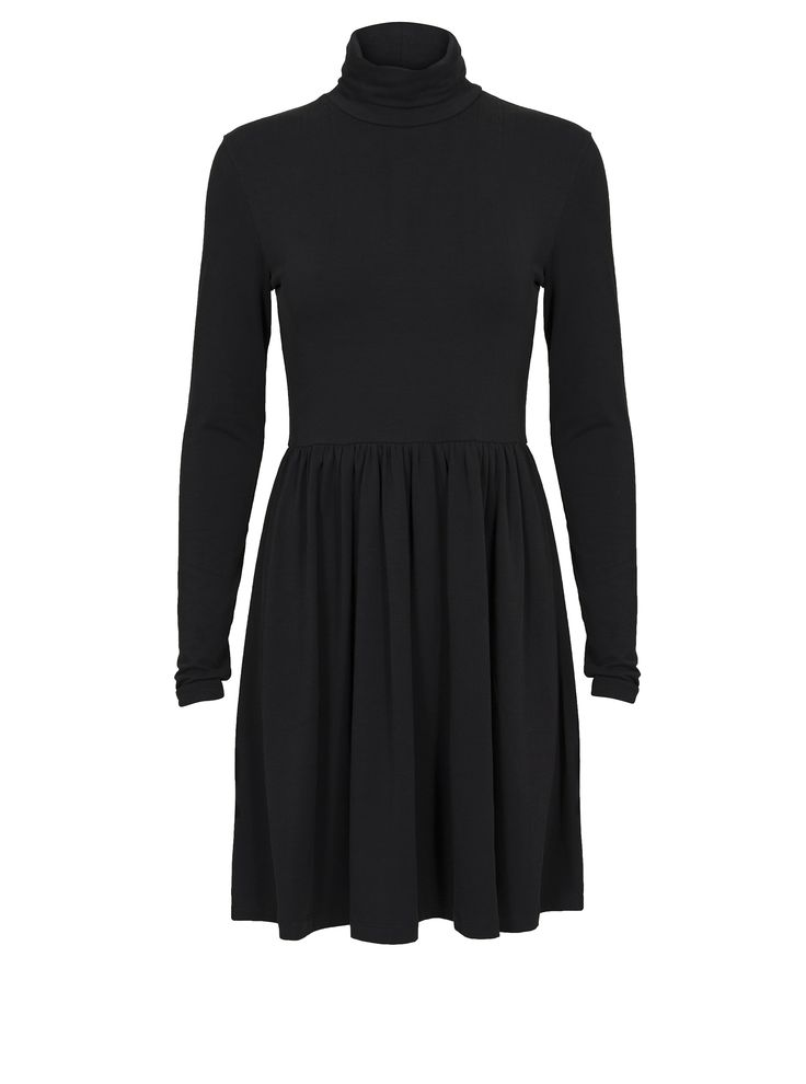 JUST FEMALE AW 2014 // ETIKET HIGHNECK DRESS