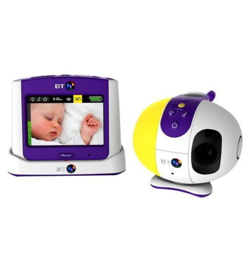 bt 7500 lightshow video baby monitor baby board pinterest babies boots. Black Bedroom Furniture Sets. Home Design Ideas