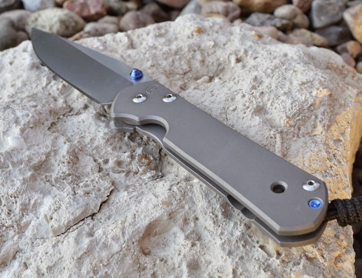Chris Reeve Sebenza - The Story of the Legend When we start talking about the best pocket knives on earth we have to talk about the Ch...