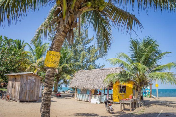 Hopkins im wunderschönen Belize. Ein Aufenthalt hier ist wie Erdbeereis mit ganz viel Sahne. Was du dort alles erleben kannst? Schau mal hier!
