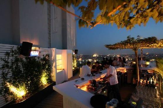 Mikla Restaurant Asmalımescit, Beyoğlu, Taksim, İstanbul