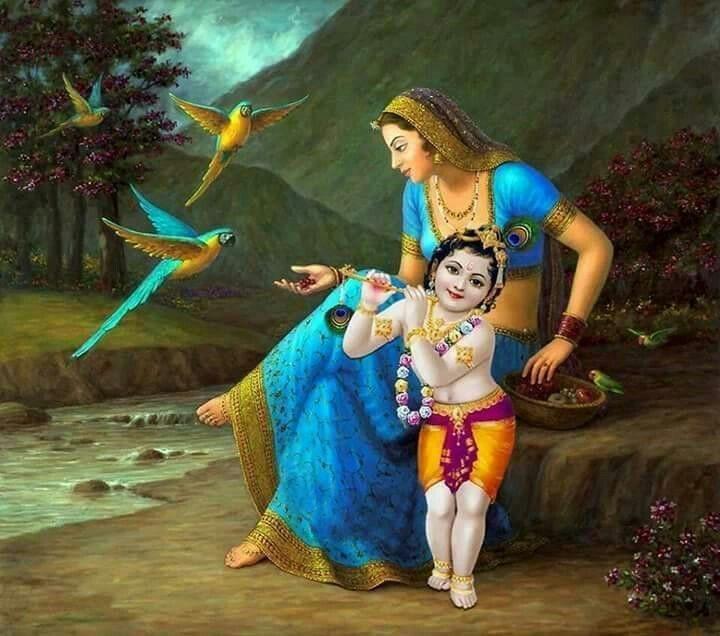 Krishna Yashoda
