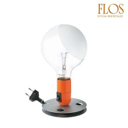 Flos / Lampada Lampadina da tavolo / Illuminazione Lampade da tavolo