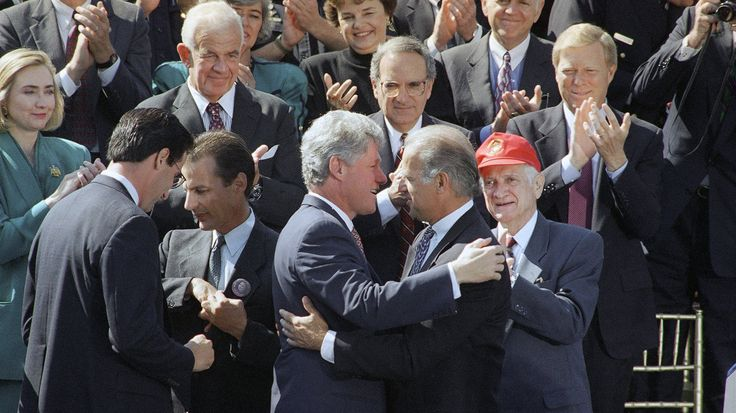 13 Sept. 1994, Pres. Bill Clinton hugged Sen. Joseph Biden after signing a $30B crime bill (Violent Crime Control Act), which exacerbated Reagan's war on drugs by imposing harsher prison sentences for non-violent drug offenders and providing gross amounts of public funding for private prisons. Vice Pres. Joe Biden was the lead Senate sponsor of the 1994 crime bill, which many now realize was a scam to enrich the owners of the largest for-profit prison corporations in the US (i.e., CCA and…