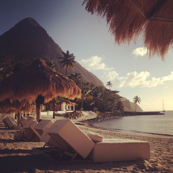 St. Lucia by Hither and Thither: Spaces, Dream Vacation, Adventure, Favorite Places, Beautiful Places, Places I D, Travel, Beach