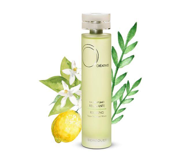 Berdoues - Eau Parfumée Relaxante Ocréative- Eau de Toilette Vapo 100ml