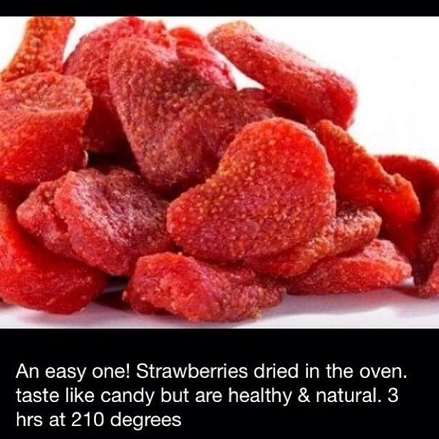 Easy #healthy strawberry snack!