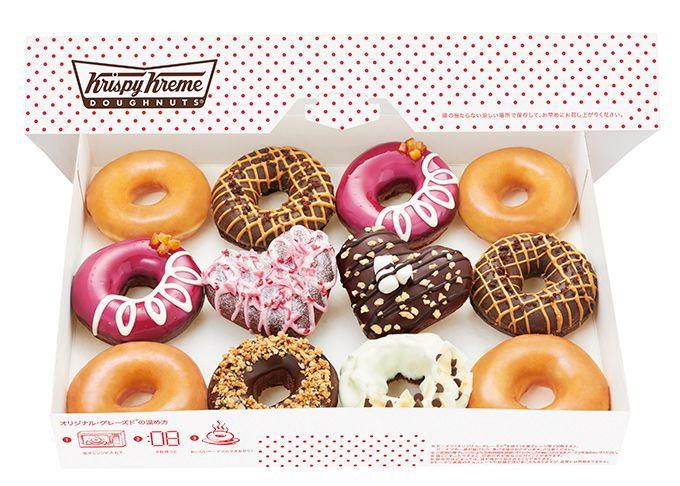 クリスピー・クリーム・ドーナツは、バレンタインシーズンに向けて、限定品を含む12個のドーナツを詰め合わせた「リッチ チョコレート ダズン」を2016年1月6日(水)から発売する。 今年のバレンタ...