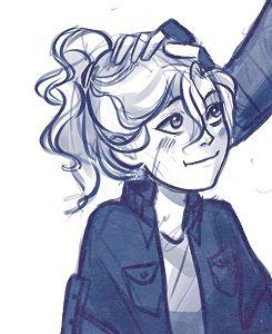 Young Annabeth :) aka my new profile pic. So cute!